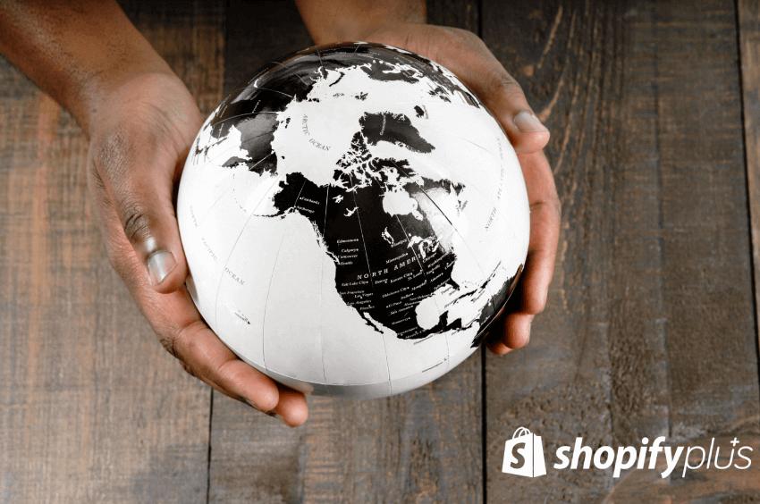 Global Shop Shopify PLUS